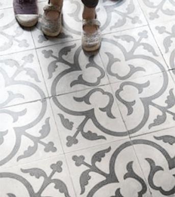 scandinavian tile